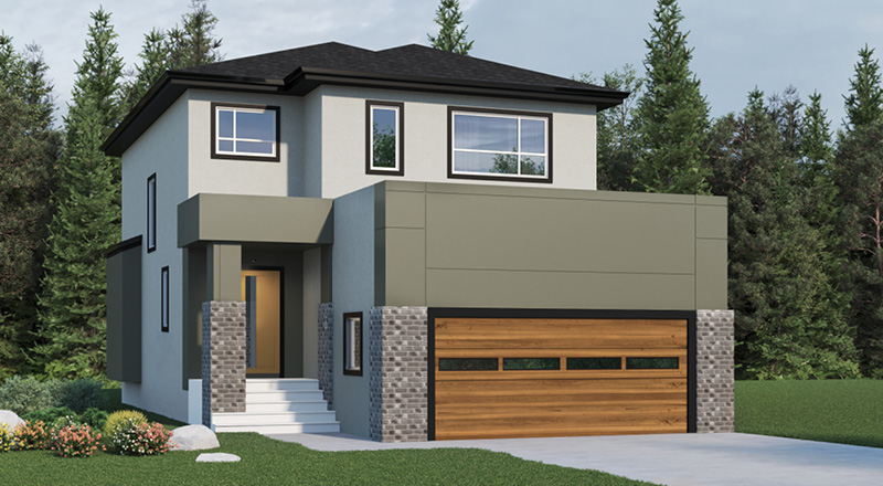 Kensington Homes - Two Storey Home Models